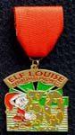 2018 Fiesta Medal Red